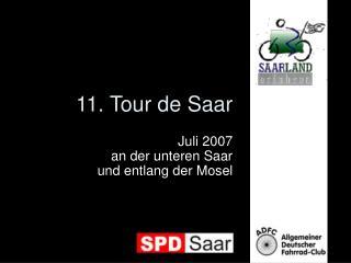 11. Tour de Saar