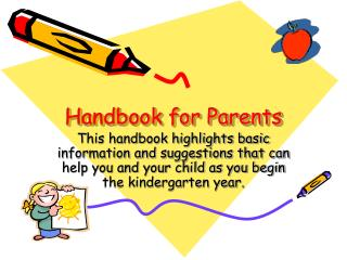 Handbook for Parents