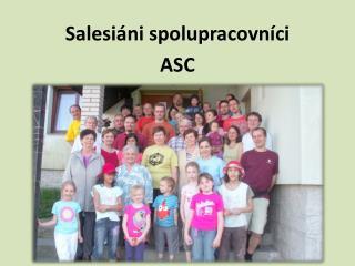 Salesiáni spolupracovníci ASC