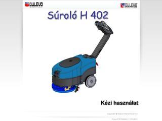 S úroló  H 402