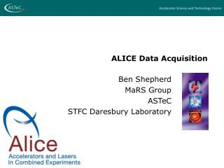 ALICE Data Acquisition