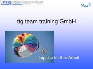 ttg team training GmbH