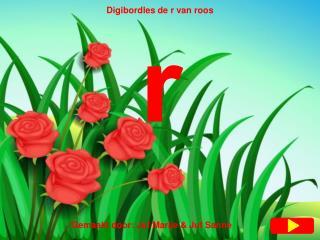 Digibordles  de r van roos