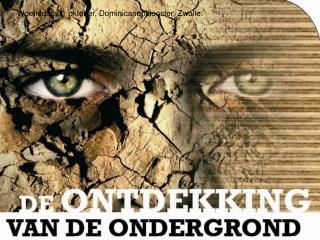 Woensdag 31 oktober, Dominicanenklooster, Zwolle: