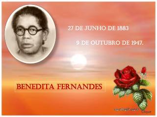 Benedita Fernandes