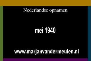 Nederlandse opnamen