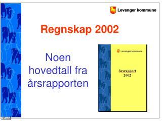 Regnskap 2002