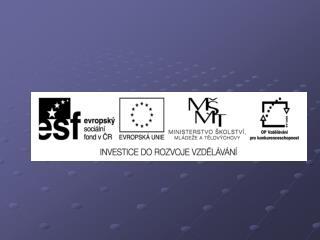EU ICT2/1/1/20   Člověk a svět práce – 4.,5. ročník