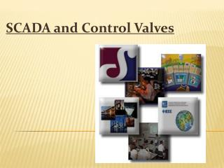 SCADA and Control Valves