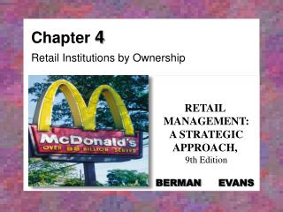 Retail Institutions by Ownership