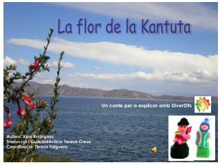 La flor de la Kantuta