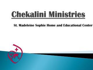 Chekalini Ministries
