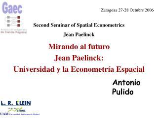 Zaragoza 27-28 Octubre 2006