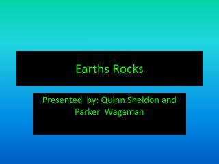 Earths Rocks