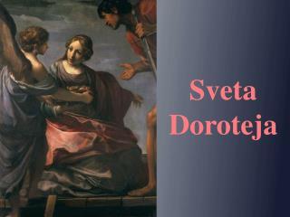 Sveta Doroteja
