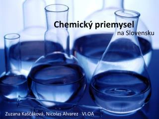 Chemický priemysel
