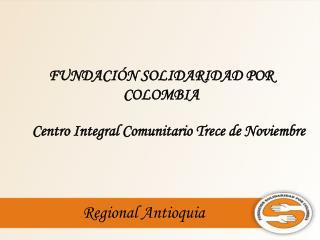 Regional  Antioquia