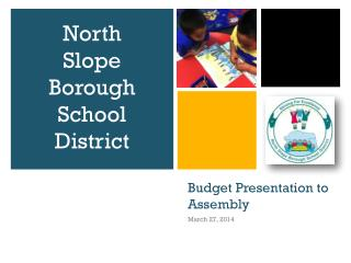 Budget Presentation to Assembly