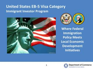 United States EB-5 Visa Category Immigrant Investor Program