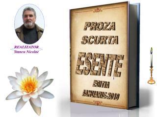 REALIZATOR Stancu Nicolae
