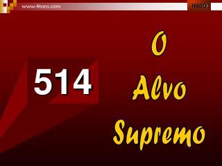 O Alvo Supremo
