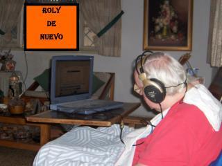 ROLY DE NUEVO