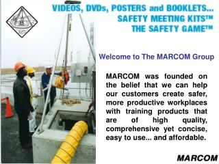 Welcome to The MARCOM Group
