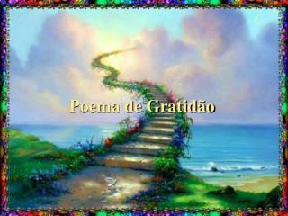 Poema de Gratidão