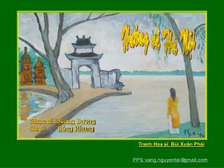 Nha�c s�   Hoa�ng D��ng Ca s�        Ho�ng Nhung