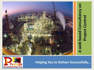 Helping You to Deliver Successfully…