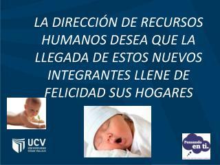 NACIMIENTO DE LA HIJITA DE NUESTRO COLABORADOR CARLOS CABANILLAS RODRIGUEZ  17/08/2012
