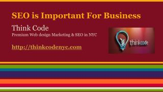 Importance of SEO in Business