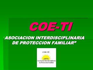 COE-TI