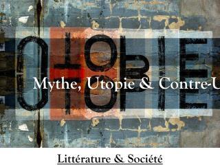 Littérature & Société