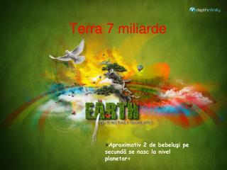 Terra 7 miliarde