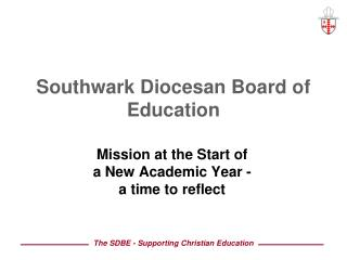 Southwark  Diocesan Board of Education