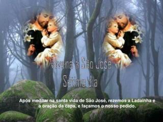 Novena a São José Sétimo dia