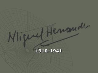 1910-1941