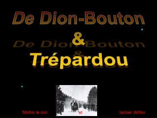 De Dion-Bouton & Trépardou