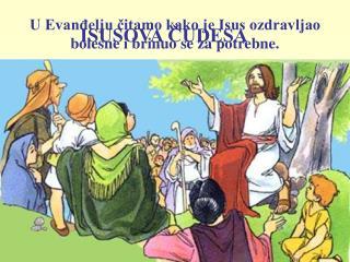 ISUSOVA ČUDESA