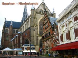 Haarlem - Niederlande