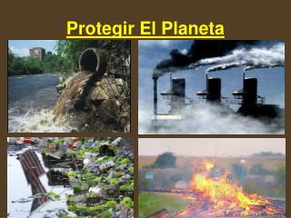 Protegir El Planeta