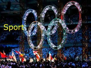 Sport t