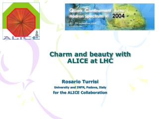 Charm and beauty with  ALICE at LHC