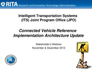 Intelligent Transportation Systems (ITS) Joint Program Office (JPO)