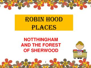 ROBIN HOOD PLACES