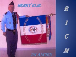 Henry Elie