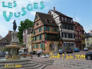 Direction: l'Alsace