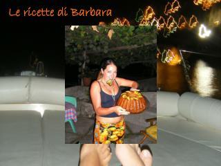 Le ricette di Barbara