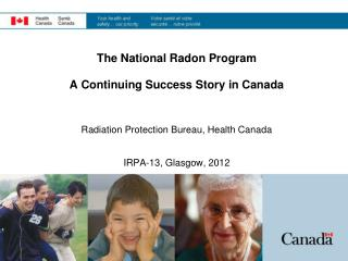 Canadian National Radon Program